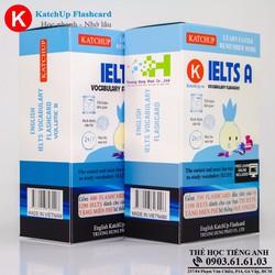COMBO trọn bộ KatchUp Flashcard IELTS - Best Quality C02B