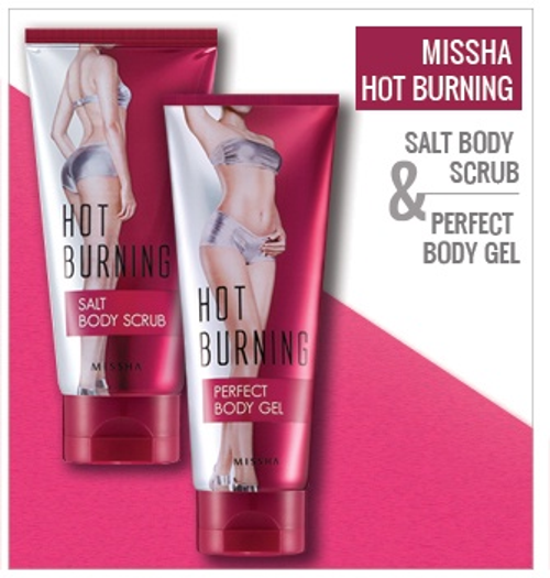 GEL TAN MỠ BỤNG MISSHA HOT BURNING PERFECT 3