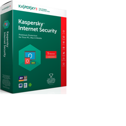 Kaspersky Internet Security 3PC 2017