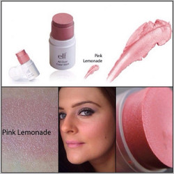 Má hồng kem dạng thỏi ELF All Over Color Stick - Pink Lemonade 3101