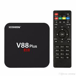 TV box V88 Plus - RK3229, 2GB RAM 8GB ROM, Bluetooth