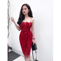 sét váy ren siêu xinh có hai màu như hình