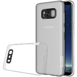 Ốp lưng Silicon TPU Nillkin Cho  Sam sung Galaxy S8 Plus Trong suốt