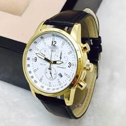 đồng hồ kim chống nước kính tinh thể saphire mã TS04D