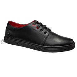 Giày da thời trang đen