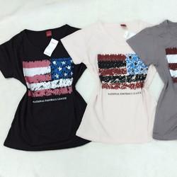 Áo thun, áo phông nữ thời trang hàng nhập ADDL3888