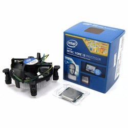 CPU Intel Core i3-4170 Haswell |3.7Ghz|