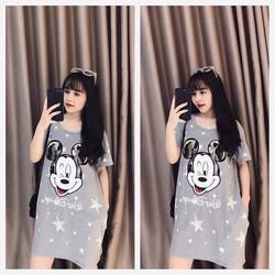 Váy Mickey cực dễ thương
