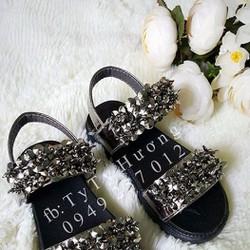 giày sandal mẫu mới cho bé 2017