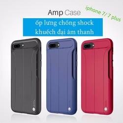 Ốp lưng chống sốc khuếch đại âm thanh cho Iphone 7 7plus Nillkin Amp