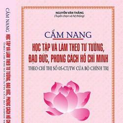 Cẩm nang học tập và làm theo tư tưởng, đạo đức, phong các Hồ Chí Minh