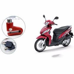 Khóa đĩa chống trộm cho xe máy