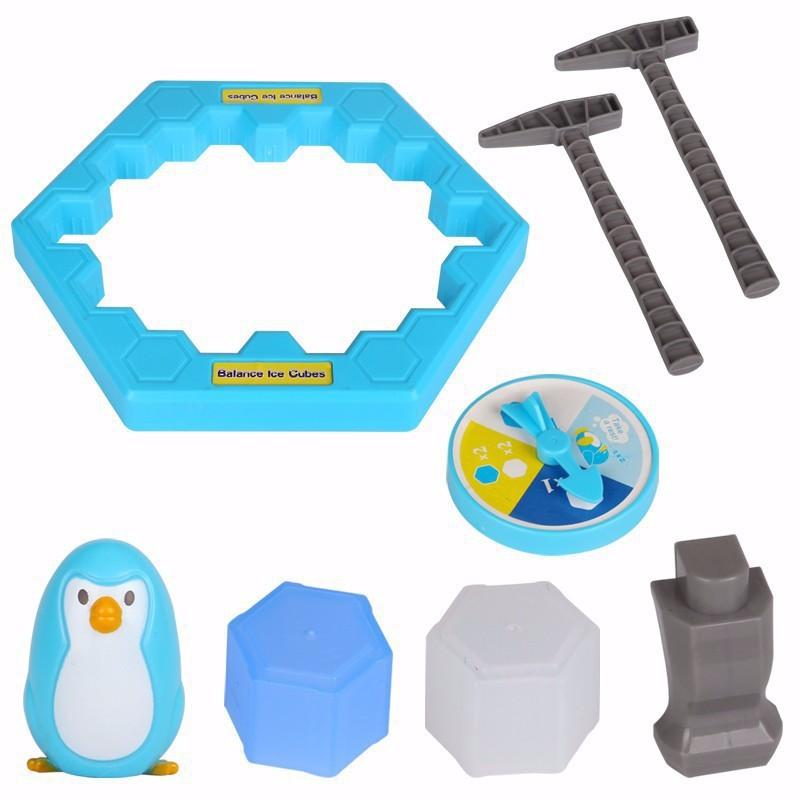 Bẫy chim cánh cụt 6