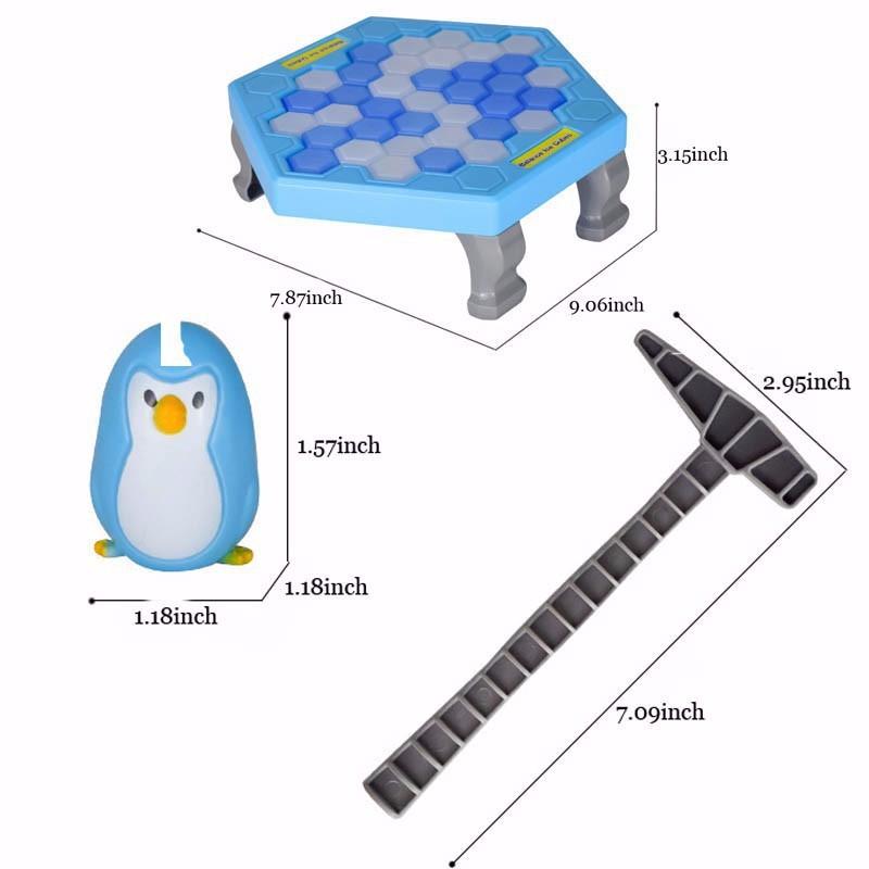 Bẫy chim cánh cụt 3