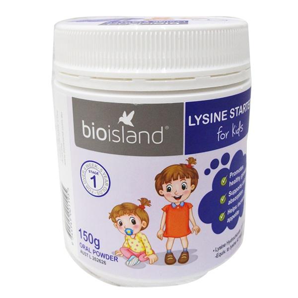 Bột tăng cân và chiều cao Bioisland 1
