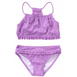 5-7 tuổi - Set bikini chống nắng cho bé đi biển từ Crazy8 Mỹ