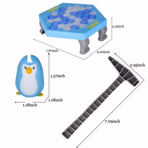 Đồ chơi Bẫy chim cánh cụt