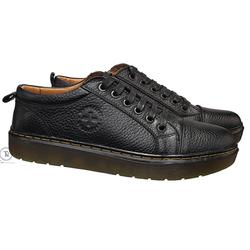 Giày da Tino DR đen