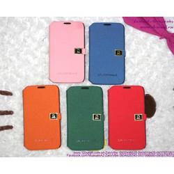 Giảm giá Bao da Galaxy Note 2 N7100 sành điệu OSN34