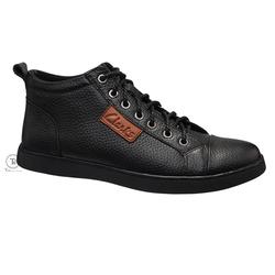 Giày da đen Tino GC03