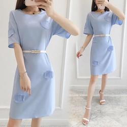 Đầm suông thời trang - hàng nhập Quảng Châu
