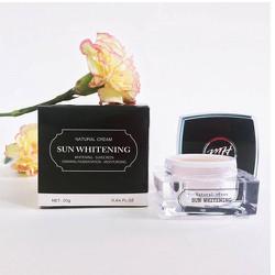 Sun Whitening - Kem Dưỡng Da Ban Ngày MH Natural Skin Care