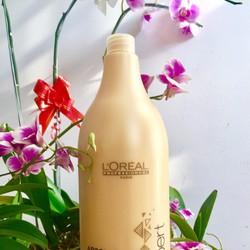 Dầu gội phục hồi tóc Loreal vàng 1500ml