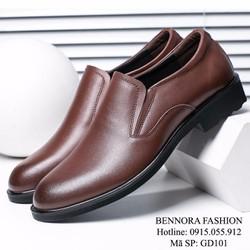 Giày Tây da thật - Sang Trọng, Lịch Lãm, mẫu mới nhất