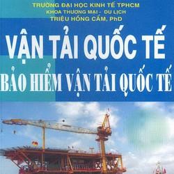 Vận tải quốc tế và bảo hiểm vận tải quốc tế