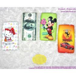 Giảm giá  Ốp Lumia 520 nhựa mềm bền đẹp OLN7
