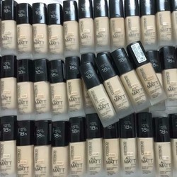 Kem Nền Catrice All Matt Plus Shine Control Make Up