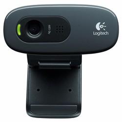 Webcam Logitech HD C270 Đen