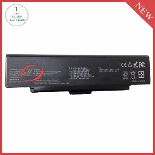 Pin Laptop Sony VAIO VGN-CR120E