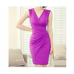 Đầm nhún eo body cách điệu