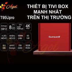 tivi box mạnh nhất thị trường T95U