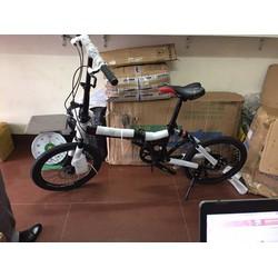 Xe đạp xếp cao cấp