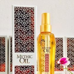 Tinh dầu dưỡng tóc Loreal Mythic Oil 100ml