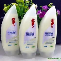 Sữa Tắm Cá Ngựa Algemarin 300ml – Đức