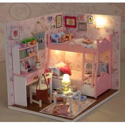 Nhà búp bê nhỏ babie licca phụ kiện búp bê