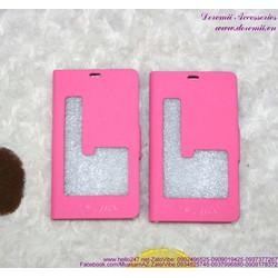 Giảm giá Bao da Lumia 820 Alis sang trọng OLN32