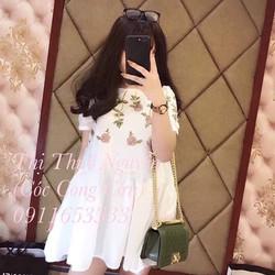 Đầm suông baby doll