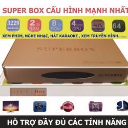 Androi TV box V1 RAM 2G biến tivi thường thành smart tivi