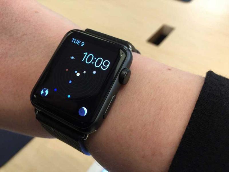 Đồng hồ thông minh Nhật nghe gọi giải trí Fuji SN08 9