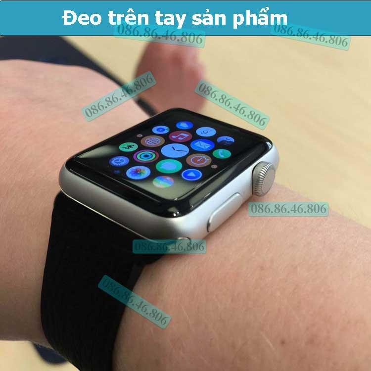 Đồng hồ thông minh Nhật nghe gọi giải trí Fuji SN08 PRO PLUS 12