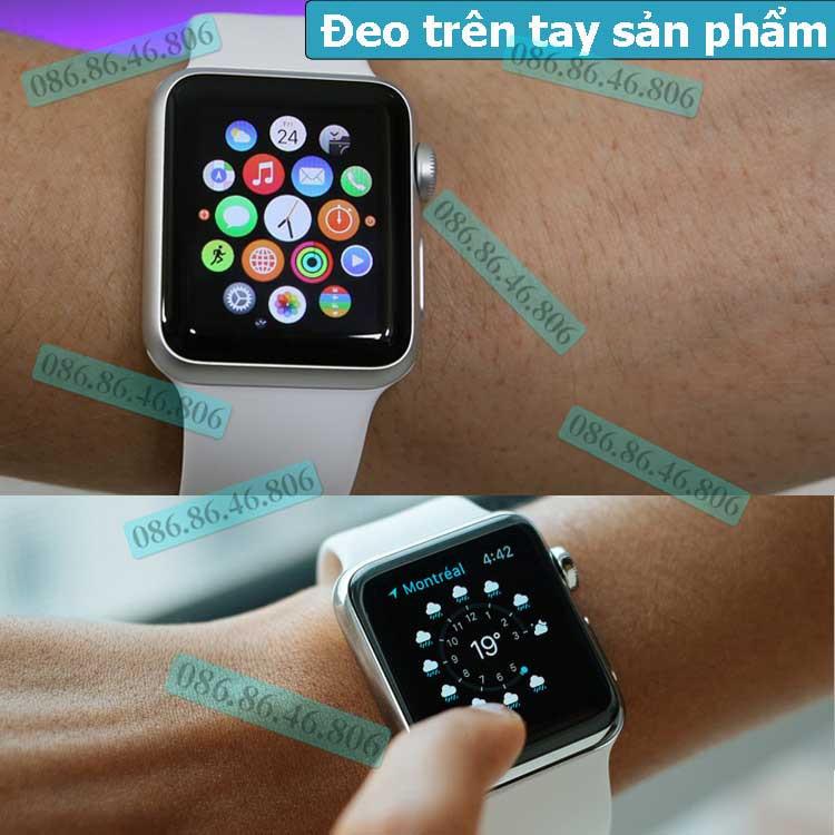 Đồng hồ thông minh Nhật nghe gọi giải trí Fuji SN08 PRO PLUS 11