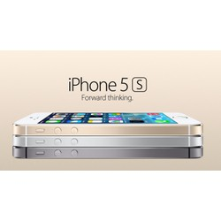 Apple Iphone 5s Trắng 16GB Quốc Tế