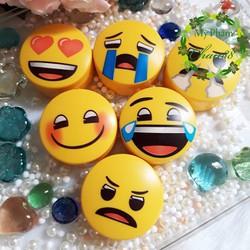 Phấn phủ No Sebum x Emoji Mineral Powder
