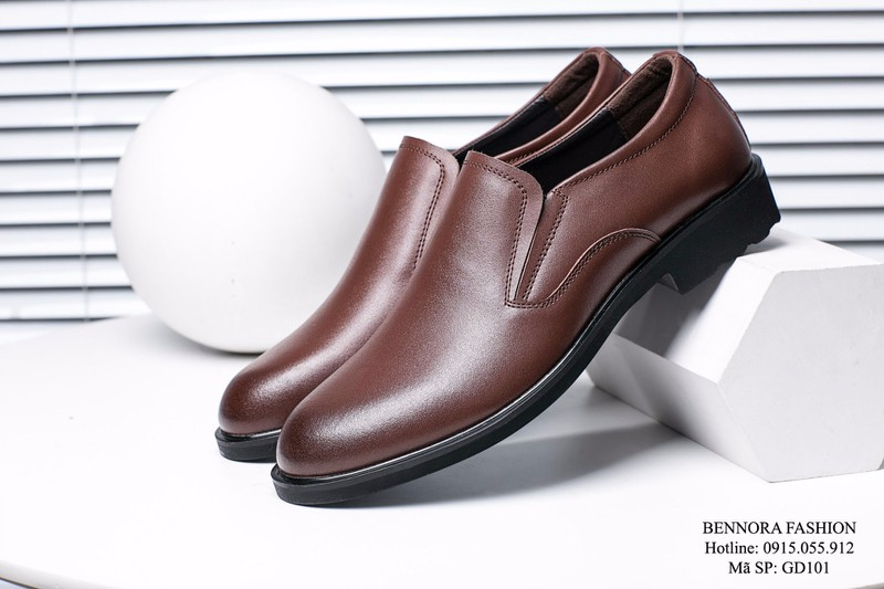 Giày Tây da thật - Sang Trọng, Lịch Lãm, mẫu mới nhất 1