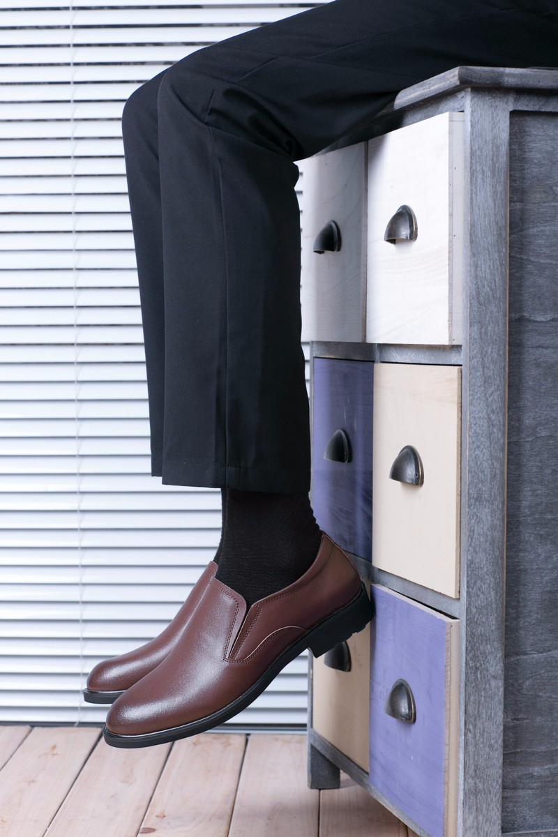 Giày Tây da thật - Sang Trọng, Lịch Lãm, mẫu mới nhất 14