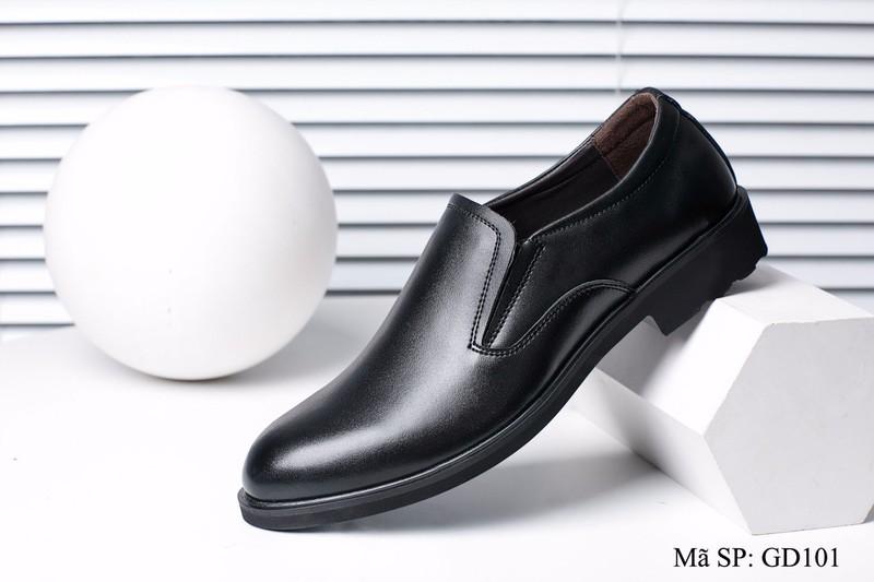 Giày Tây da thật - Sang Trọng, Lịch Lãm, mẫu mới nhất 3